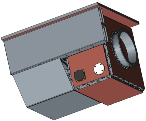 An illustration of the MATS satellite.