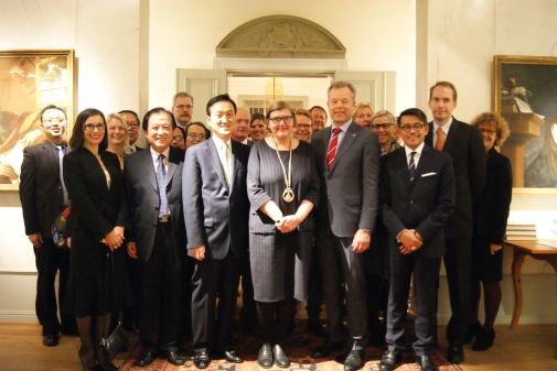 The project officially started on 24 November when the ambassadors of Brazil, Indonesia, China, Singapore and the Republic of Korea will meet representatives from Stockholm University, Uppsala University, Linköping University, KTH, Chalmers and Lund University, at a launch reception at the Scheffler Palace in Stockholm.