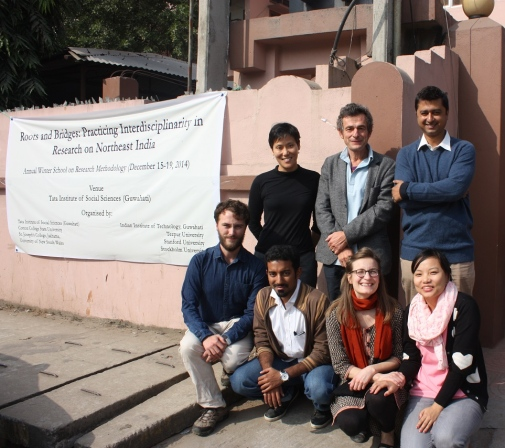 Workshop organisers and participants.