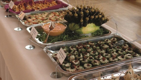 Catering i Aula Magna