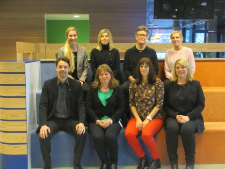 INternational Office team at Stockholm University