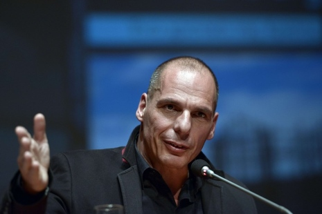 Yanis Varoufakis, visiting professor at Department of Computer and Systems Sciences and eGovlab