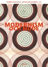 "Cover ""Modernism och mode"""