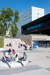 Visit Student Services in Studenthuset