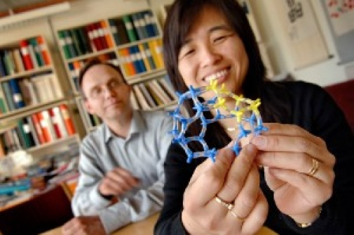 The new chemical structures, known as zeolites, have been created by an international team of researchers including Professor Xiaodong Zou and co-workers from the Department of Materials and Environmental Chemistry at Stockholm University.