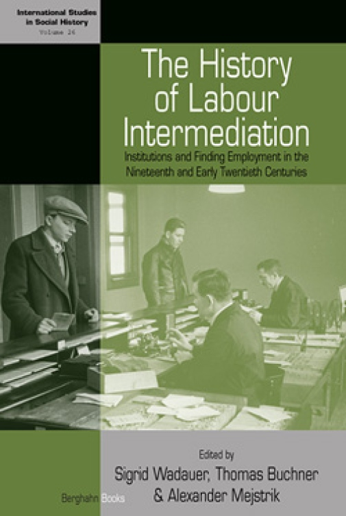 Bokomslag till The History of Labour Intermediation