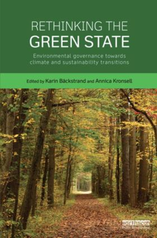 Rethinking the Green State.
